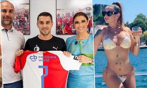 Sexy fotbalová agentka, která zastupuje i Stancia: Chce si koupit klub!