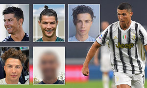 Šokující proměna! Ronaldo změnil image. Jak mu vyšly kontrolní odběry?