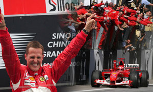 Michael Schumacher: Jak je na tom doopravdy legenda motosportu?