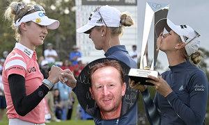Rodinný mejdan! Jak Kordovy dcery Jessica a Nelly znovu očarovaly golfový svět