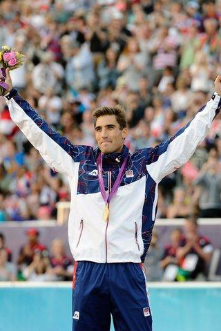Olympijský vítěz David Svoboda: Zlatou medaili z Londýna bych prodal!