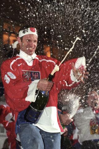 Odměna pro hokejisty za zlato z OH? Peníze se zvýšily poprvé od Nagana!