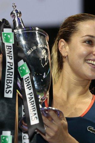 Tenistka Cibulková ukázala to nejcennější: Předek i zadek bez studu!