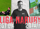 LIGA NARUBY TOP 30: Rada vs. Bazal, hádky, hasiči i fair play