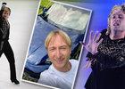 Ruský krasobruslař Jevgenij Pljuščenko miluje luxus