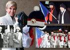 Kateřina Neumannová o olympijské módě