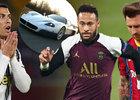 Cristiano Ronaldo, Neymar i Lionel Messi se mohou pochlubit výjimečnými auty