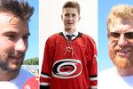Češi z NHL o Nečasovi: Má šanci uspět! Voráček s ním mluvil u piva