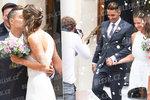Tutlali to a už jsou svoji! Tajné manévry v Monaku předcházely svatbě televizního moderátora a manažera Michala Hrdličky s tenistkou Karolínou Plíškovou.