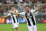Cristiano Ronaldo vyhrál s Juventusem první trofej