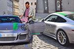 Tenista Berdych si udělal radost! Manželku Ester vozí v superfáru za 7,4 milionu!