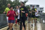 Speciální výběh se Šárkou Strachovou: plno vody a skvělá atmosféra