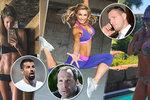 Ženy po boku slavných českých sportovců. Čemu vděčí za luxusní těla?