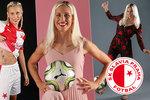Nejlepší fotbalistka Česka ukázala hvězdy. A prozradila svoje noční touhy!