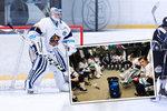 V zákulisí univerzitního hokeje: Bitvu o čelo ligy bralo Brno, chytal šéf klubu