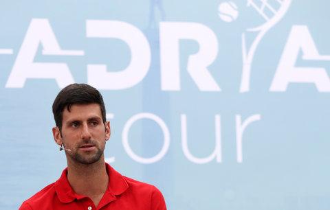 Novak Djoković je duchovní otec série Adria Tour