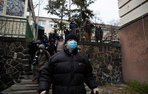 Bývalý místopředseda FAČR Roman Berbr byl propuštěný na svobodu z vazební věznice v Praze na Pankráci