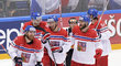 Česko - Norsko 7:0. Velká kanonáda, dva góly vstřelil Kašpar