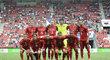 Základní sestava českých fotbalistů v utkání proti Koreji