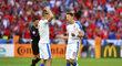 Vyrovnání v zápase proti Chorvatsku zařídili dva střídající hráči, útočníci Milan Škoda a Tomáš Necid