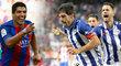TOP 5 gólů 1. kola La Ligy: Suárezův přímák i rána, co zmrazila Atlético