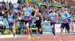 Čtvrtkař Pavel Maslák doběhl ve svém závodě na čtvrtém místě