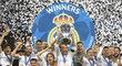 Fotbalisté Realu slaví 13. triumf v Lize mistrů
