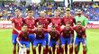 Základní sestava české reprezentace před utkáním s Austrálií