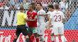 Portugalec Pepe ukázal během zápasu s Marokem svou temnou stránku