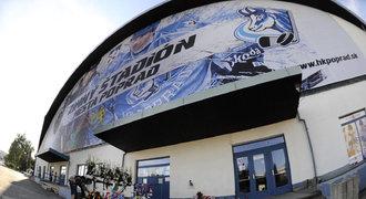 Slovenský Poprad touží znovu po KHL, nabízí stadion Doněcku