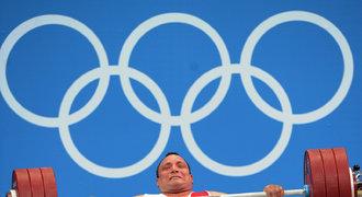 Nejlepší český vzpěrač Orság měl pozitivní dopingový test