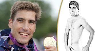 Nahota pro charitu: Krásná těla olympioniků podpoří boj s rakovinou
