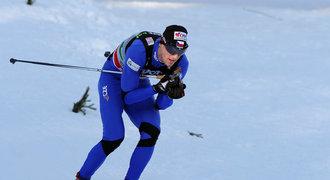 Jakš doběhl v třetí etapě Tour de Ski patnáctý, nejlépe v sezoně