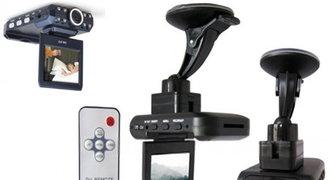 Autokamery s HD rozlišením a nočním viděním, ideální partner pro Vaše cesty