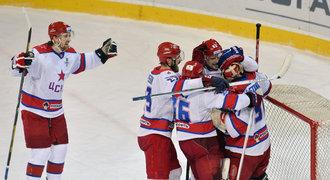 Slovan přišel o dvougólové vedení a v sérii s CSKA prohrává 0:2