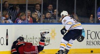 Recidivista Kaleta dostal v NHL za faul na Richardse trest na 5 zápasů