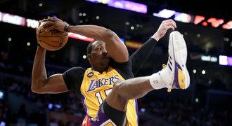 Poslední volné místo v play off NBA zaplnili Los Angeles Lakers