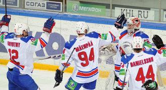 V pondělí začíná Prague Hockey Cup. Předvede Danielsson svoji parádu?