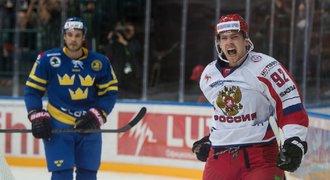 V Rusku už se nemůžu zlepšovat, po sezoně jdu do NHL, řekl Kuzněcov