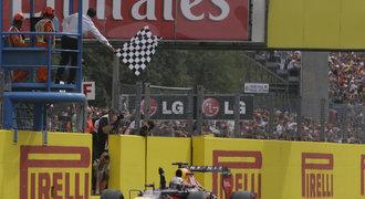 Nic nového ve světě formule. Vettel si v Monze dojel pro další vítězství