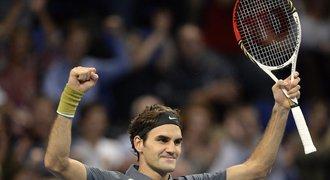 Federer dostal nejlepší vánoční dárek! Bude potřetí otcem