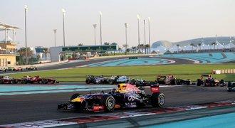 Král Sebastian Vettel potvrdil svoji suverenitu, vyhrál i v Abú Zabí