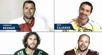 Dotazník hokejových hvězd: Kdo je největší magor v extralize?