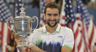 US Open slaví nového krále! Marin Čilič ve finále smetl Nišikoriho