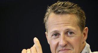 Ošetřující lékař Schumachera: Do tří let může být Michael zdráv