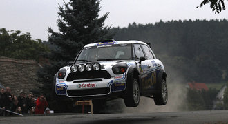 Parádní start rallye sezony: Na Šumavě debutuje R5 a jede i Landa