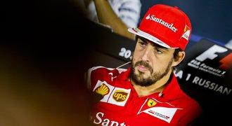 Potvrzeno. Alonso ve Ferrari končí! Nechce tu čekat na titul, říká šéf