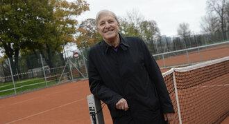 Blesk na procházce s tenisovou legendou Janem Kodešem: Nové srdce? Nesmím žít s obavou
