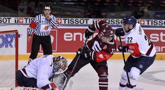 Sparta v hokejové LM končí. O šanci přišla dvě vteřiny před koncem
