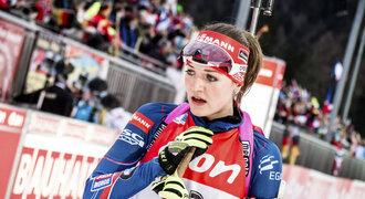 Biatlonistka Landová už vyučuje tělocvik: Za bronz z OH dostane 10 učitelských platů!